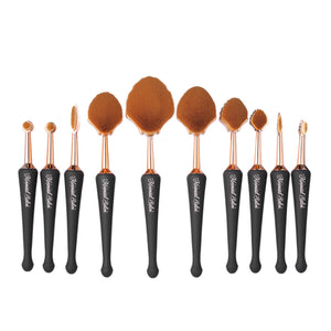 PIPPY - Oval Pro Brush Set