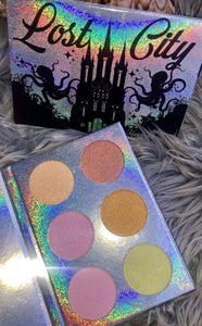 LOST CITY - Highlighter Palette