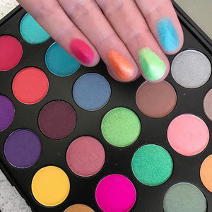JEWEL TONE CITY - Eyeshadow Palette