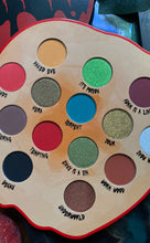 BAD APPLES - Rotten to the core pressed pigment palette