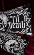 DEATH DO US PART - Pillow Slip Set