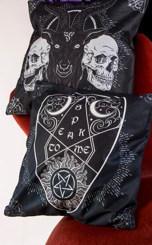 HEY BAPHOMET - Cushion Cover Set
