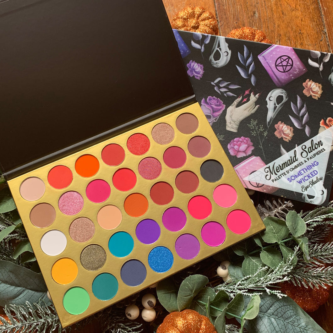 SOMETHING WICKED - Eyeshadow Palette