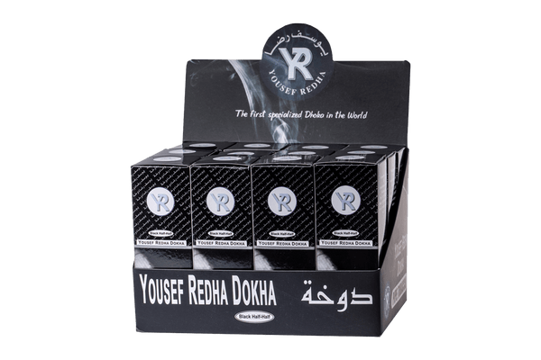 Yousef Rida - Black 50/50 (Medium) 50g