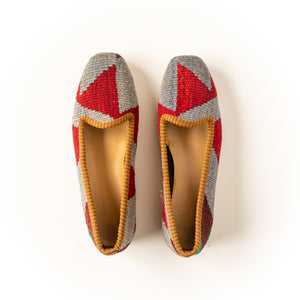 Turkish Kilim Shoe - size 37