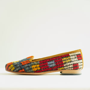 Turkish Kilim Shoe - size 38