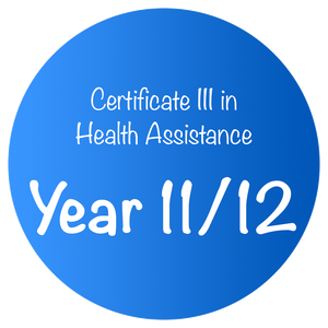 Certificate III in Health Assistance - Year 11/12