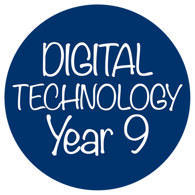 Digital Technology - Year 9