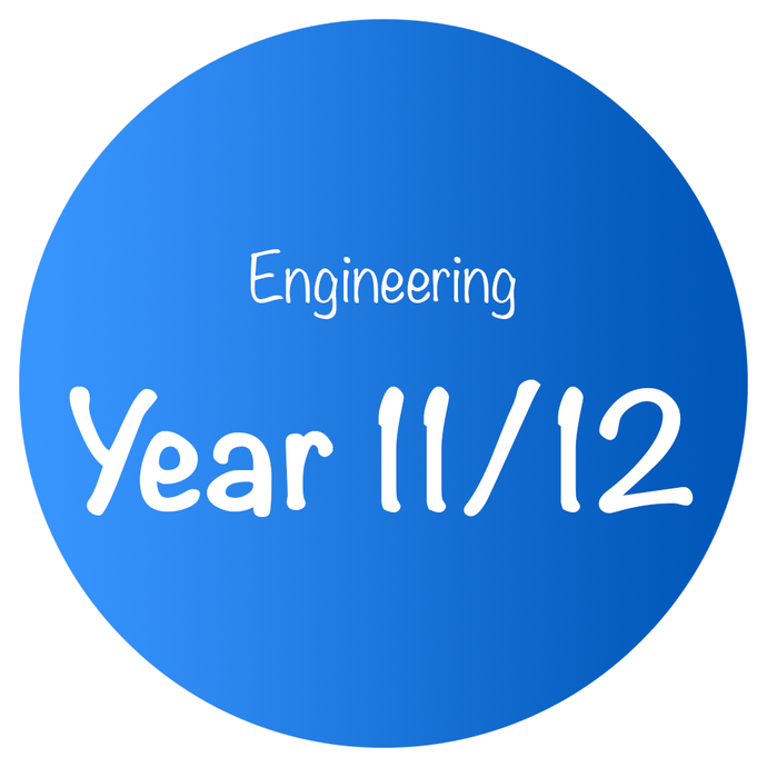 Engineering - Year 11/12