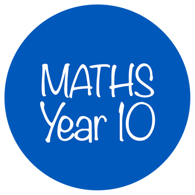 Maths - Year 10