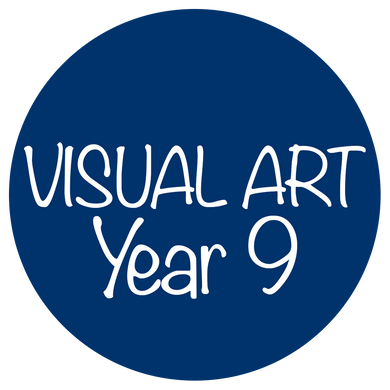 Visual Art - Year 9