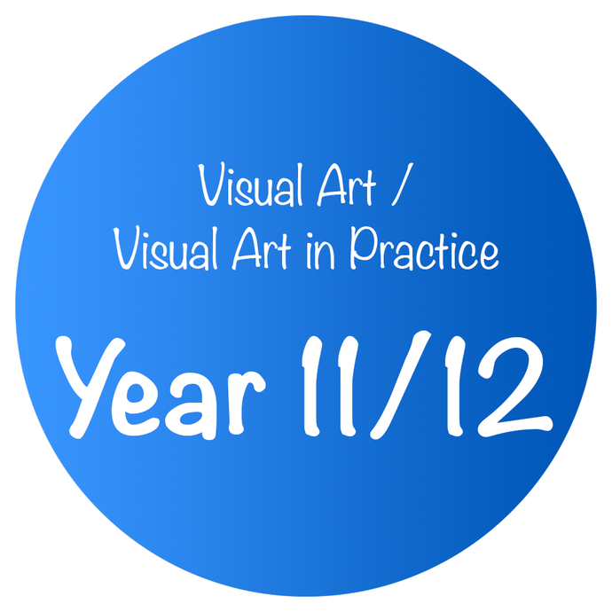 Visual Art/Visual Art in Practice - Year 11/12
