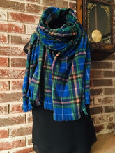 Nova Scotia Tartan Polar Fleece Stole