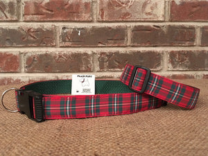 Tartan Clan & Specialty Dog Collar