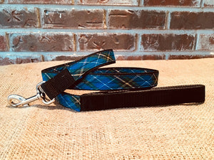Nova Scotia Tartan Dog Leash