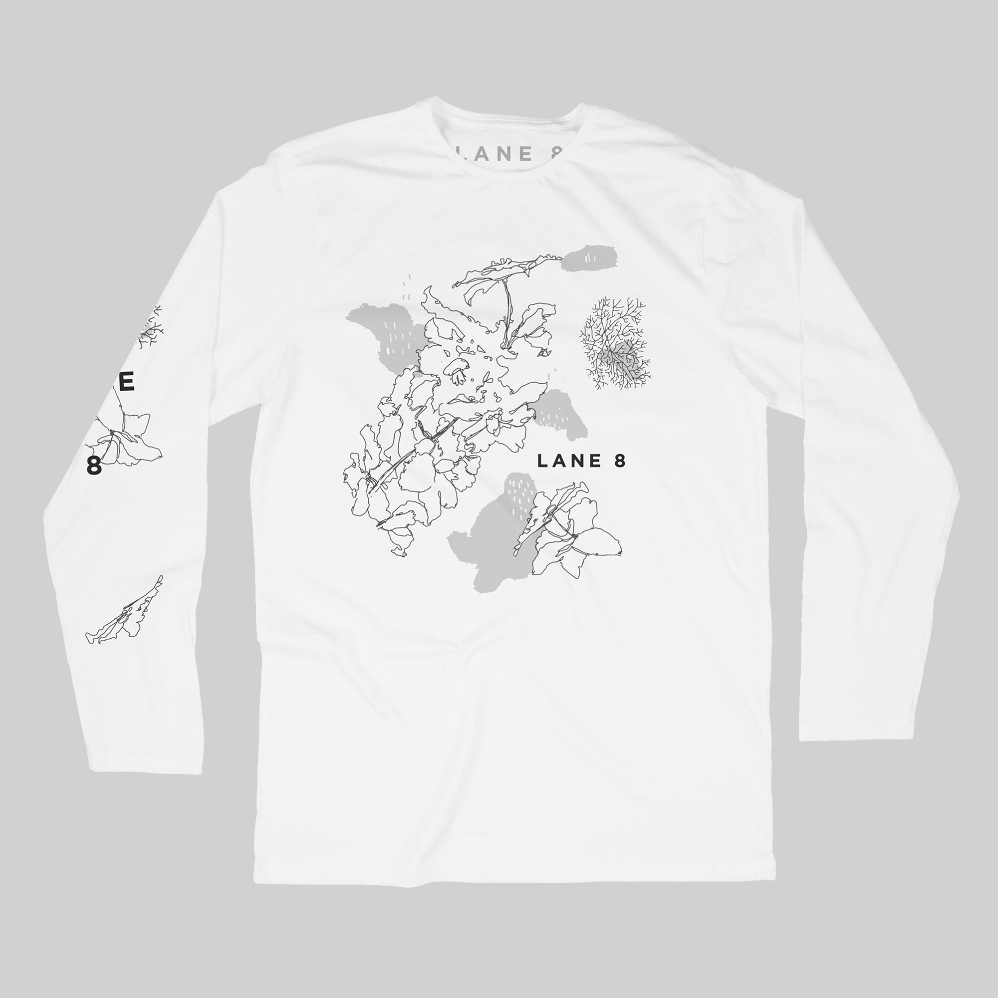 Lane 8 Long Sleeve