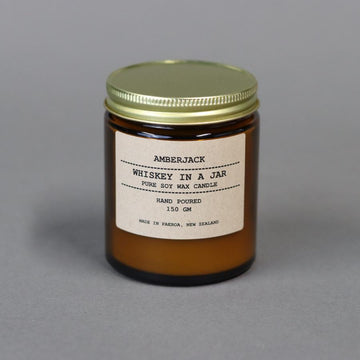 Amberjack - Whisky in a jar | shelf home and gifts