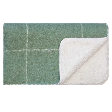 Sherpa Blanket Kerridge Green