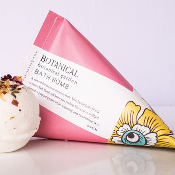 Botanical Bath Bomb Botanical Garden | Shelf home and Gifts