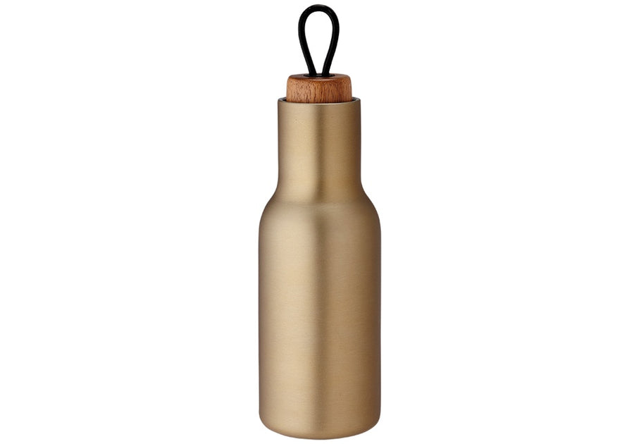 Tempa Drink Bottle - Brushed Gold
