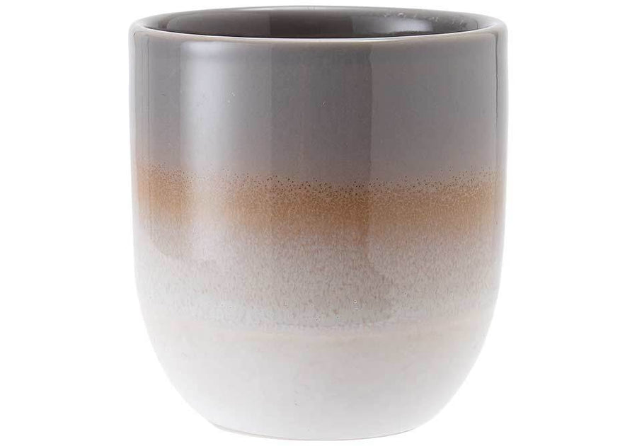 Cafe Ombre Grey Tumbler ladelle | Shelf Home and Gifts