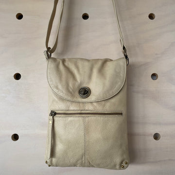 Leather Bag Tayla Dusty Sand