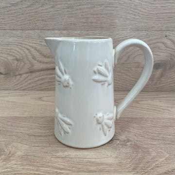 Ceramic Bee Jug