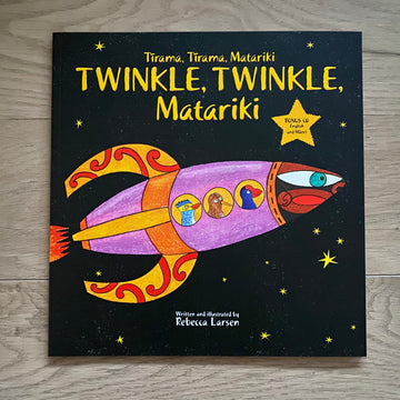 Twinkle, Twinkle, Matariki with Bonus CD