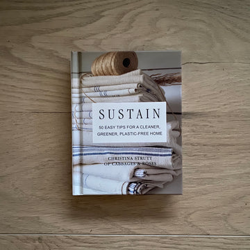 Sustain - 50 Tips for a Plastic-Free Home
