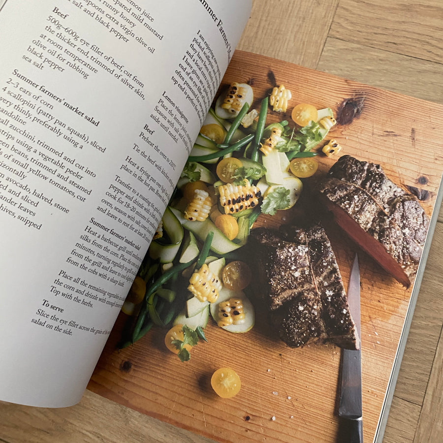 Meat and Three Cookbook | Shelf Home and Gifts