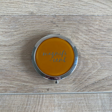 Copy of Stella + Gemma Compact Mirror - Mustard