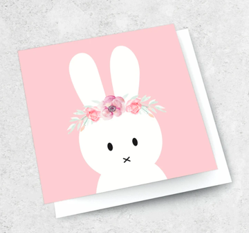 Ink Bomb Card - Bunny | Shelf Home and Gifts