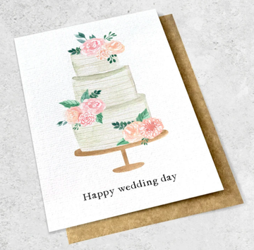 ink bomb wedding cake large | shelf home and gifts