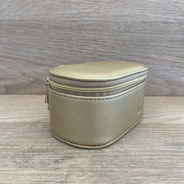 Jewellery Case - Medium Oblong Champagne