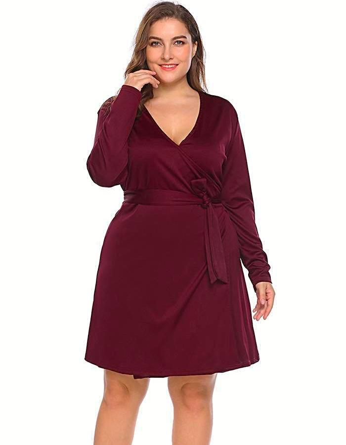 Shop Women\'s Plus Size Dresses at INstyle fashion NYC
