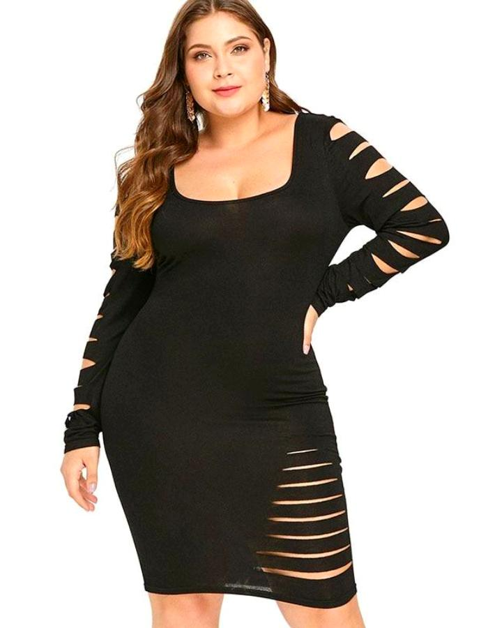 Shop Women\'s Evening & Formal Plus Size Dresses at INstyle fashion NYC