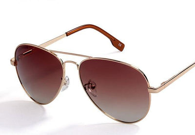 806f5002d313 Sunglasses, Men's aviator style, copper frame, INstyle fashion ...