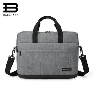 BAGSMART - 15.6 Inch Laptop Briefcase Bag