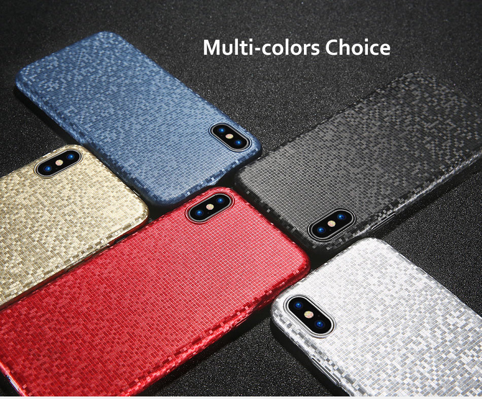 Ultra Thin Mosaic Case For Multiple iPhone Models.