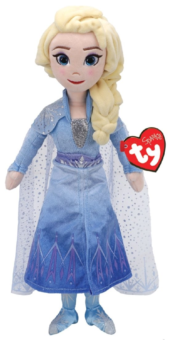 Beanie Babies Medium Frozen 2 - Elsa Princess