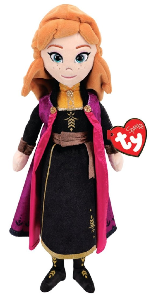 Beanie Babies Medium Frozen 2 - Anna Princess