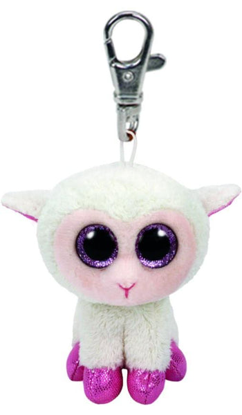 BEANIE BOOS CLIPS TWINKLE - EASTER LAMB