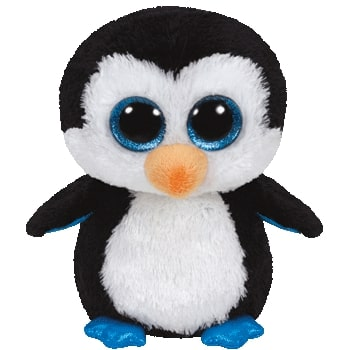 BEANIE BOOS REGULAR WADDLES - PENGUIN