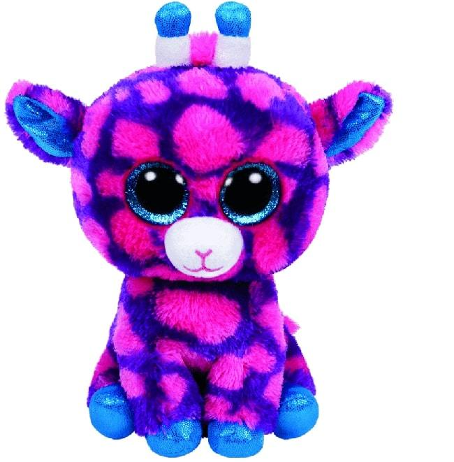 BEANIE BOOS REGULAR SKY HIGH - PINK GIRAFFE
