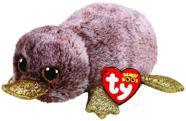 BEANIE BOOS REGULAR BROWN PERRY PLATAPUS