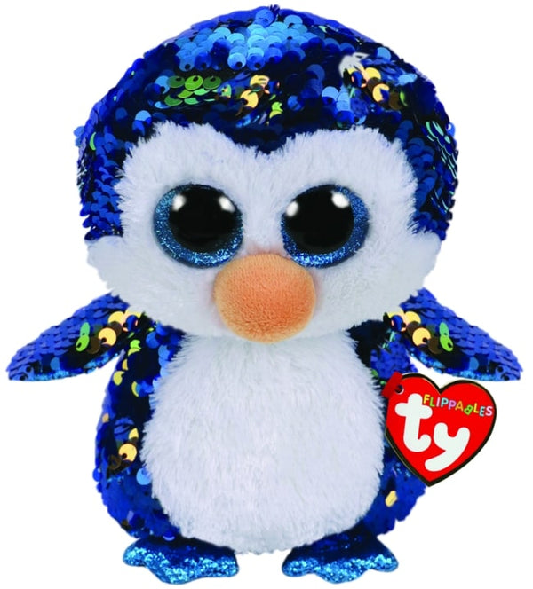 FLIPPABLES MEDIUM PAYTON - BLUE PENGUIN