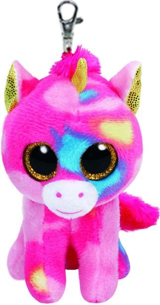 BEANIE BOOS CLIPS FANTASIA - MULTICOLOURED UNICORN