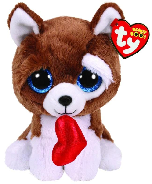 BEANIE BOOS REGULAR SMOOTCHES - DOG VALENTINES DAY