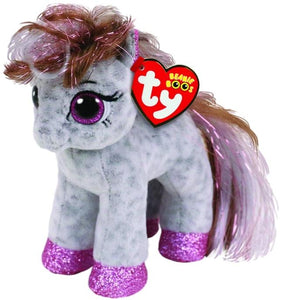 BEANIE BOOS REGULAR CINNAMON THE SPOTTED PONY