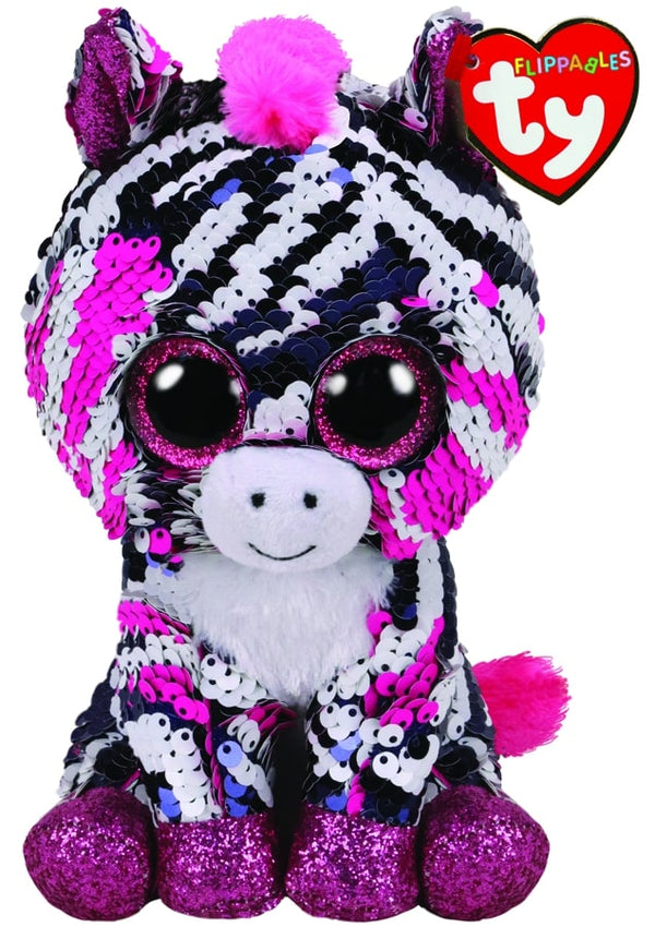 FLIPPABLES REGULAR ZOEY - PINK ZEBRA